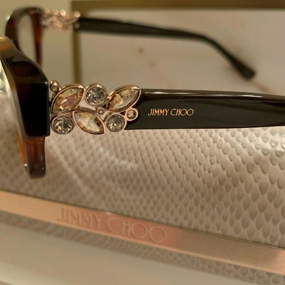 98d52fb1dcdf Jimmy Choo Eyeglass Frame Style JC125